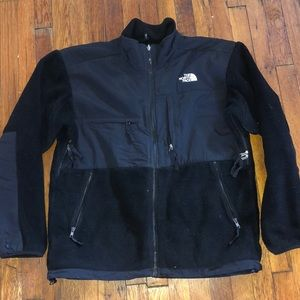 The North Face jacket fleece Denali sz large mens